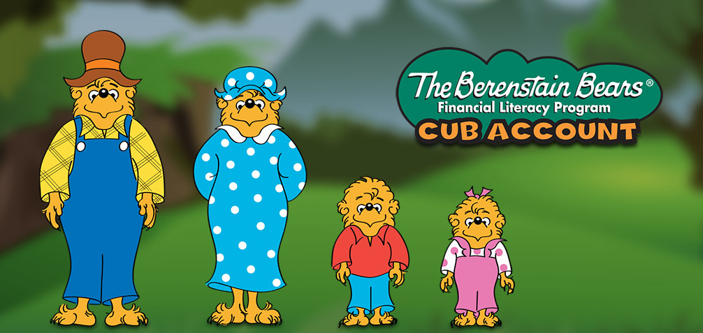 Berenstain Bears Cub Accounts