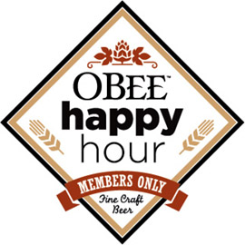 O Bee Happy Hour- Members Only