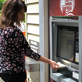 ATMs Now Take Deposits